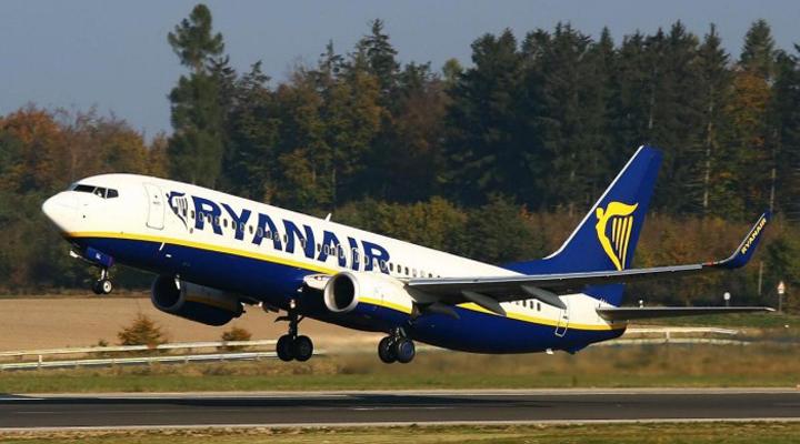 компанія Ryanair збільшує число рейсів