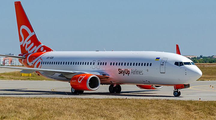 компания SkyUp Airlines запускает новый маршрут