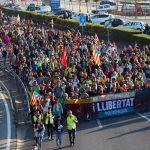 Туристический сектор Испании потерял огромные деньги из-за недавних протестов