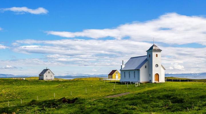 острів Флатов (Ісландія) визнано найкрасивішим в світі