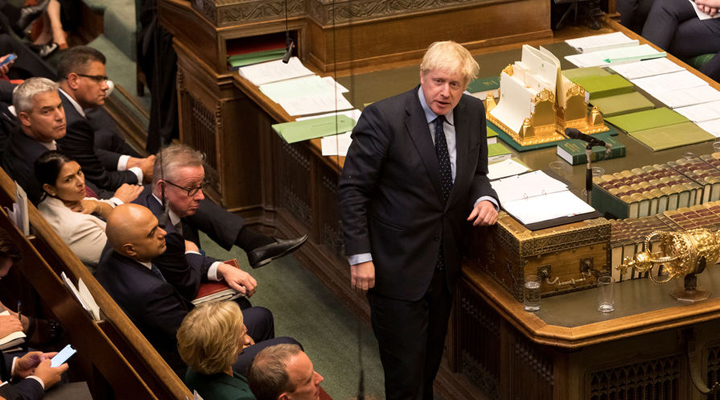 Палата громад британського парламенту не згодна на прискорений графік