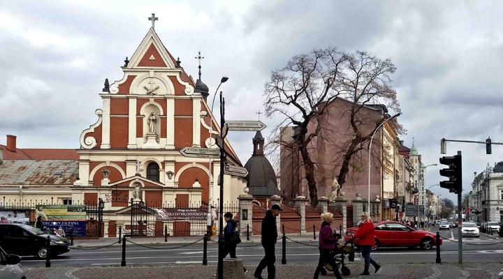 Перемышль - локация для развития украинско-польского приграничного туризма