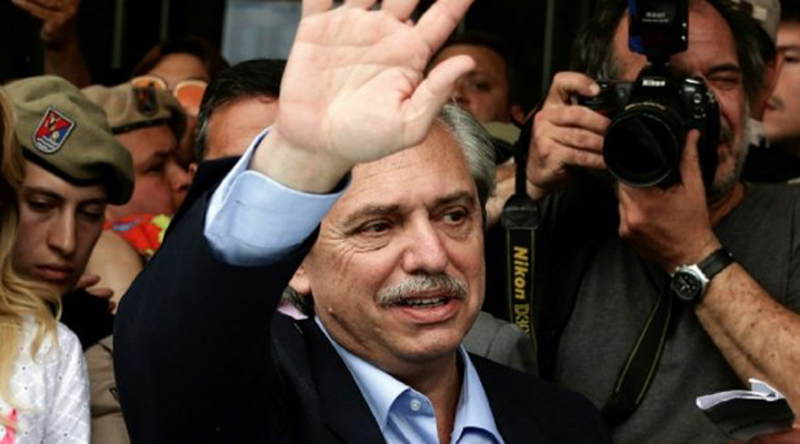 перемога Фернандеса на президентських виборах