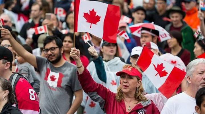 приріст населення в Канаді відбувається в основному за рахунок іммігрантів