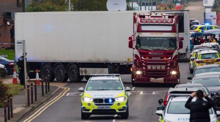 триває розслідування по справу з трупами в вантажівці