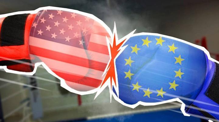 торговая война между США и ЕС