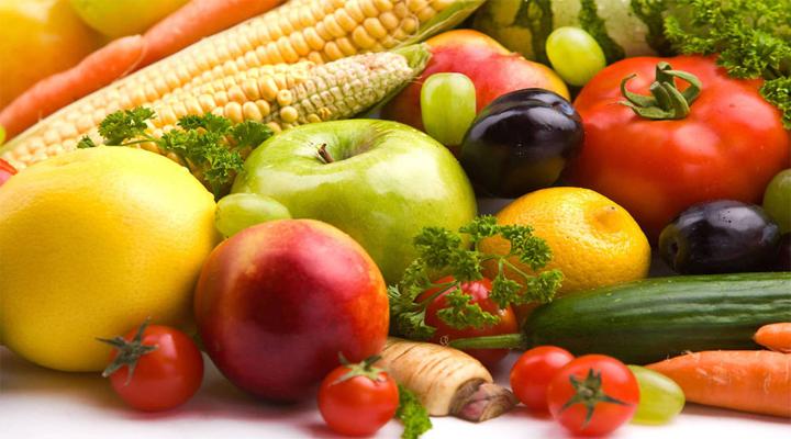 украинцы едят мало фруктов и овощей