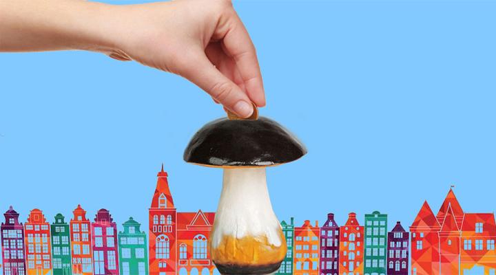 увеличение туристического налога в Амстердаме
