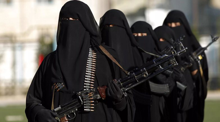 в армію Саудівської Аравії будуть набирати жінок