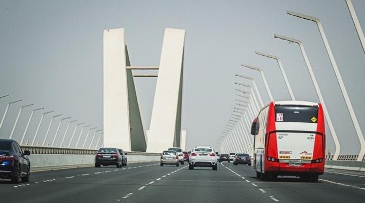 в ОАЭ вводят платные дороги