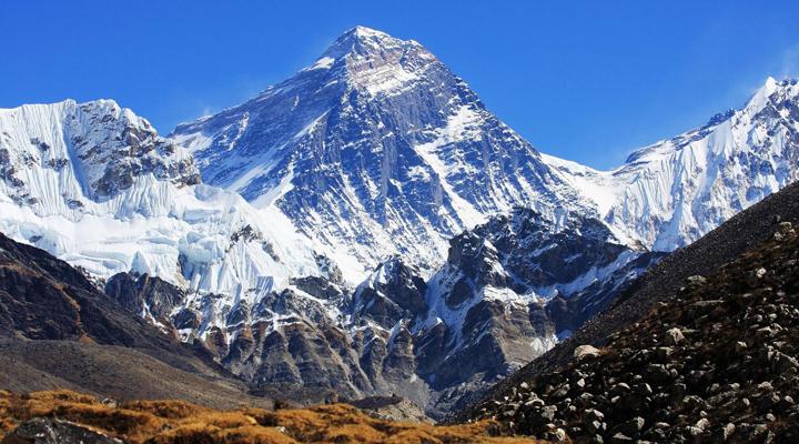 найвища гора світу Еверест