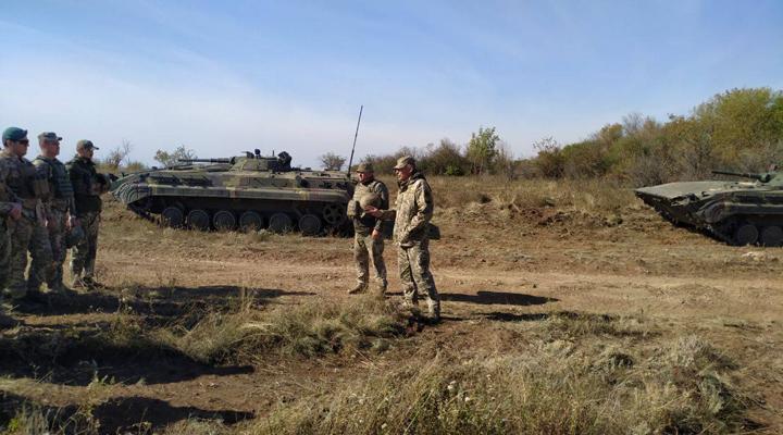 вывод войск на Донбассе не состоялся