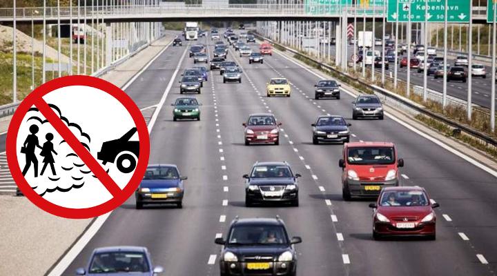 запрет авто с выхлопными газами в Дании