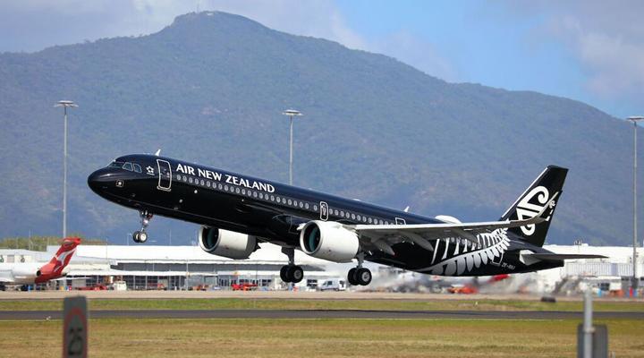 Air New Zealand названа лучшей авиакомпанией мира