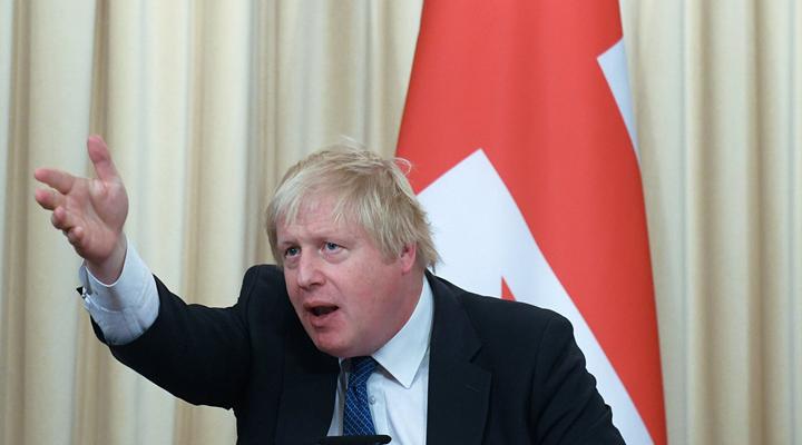 Джонсон заявив, що не дозволить проведення нового референдуму про незалежність Шотландії