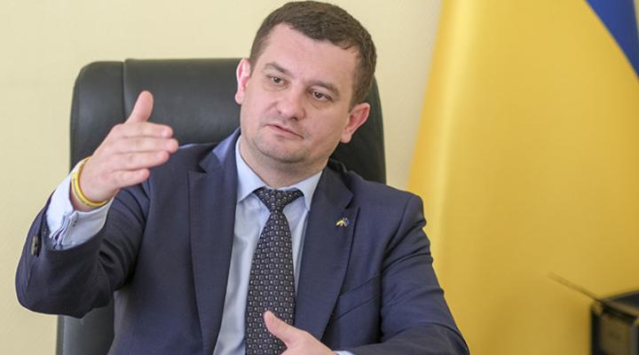 голова Держпраці Роман Чернега