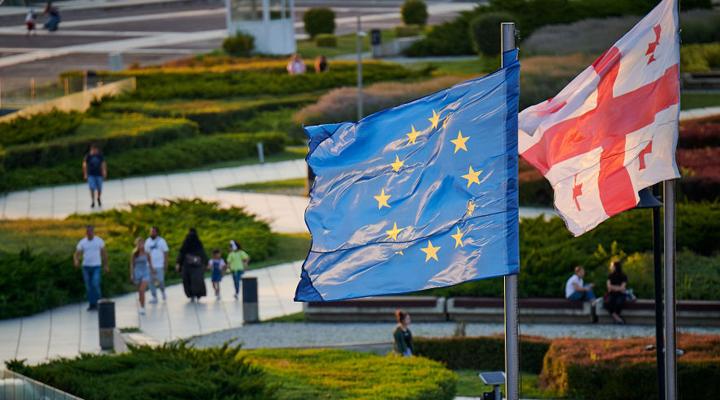 Грузия впервые в своей истории стала страной председателем Совета Европы