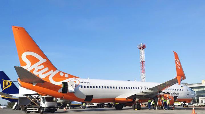 компанія SkyUp Airlines запускає рейс з Києва до Пізи