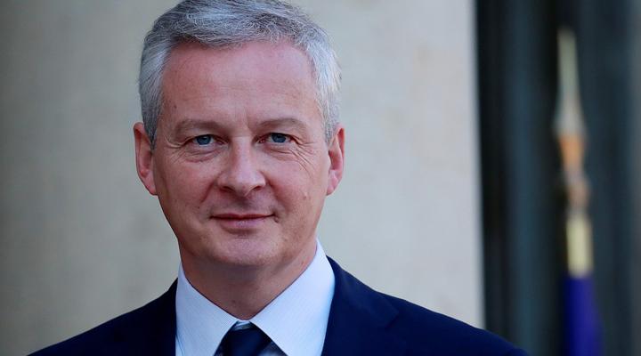 міністр фінансів Франції Брюно Ле Мер