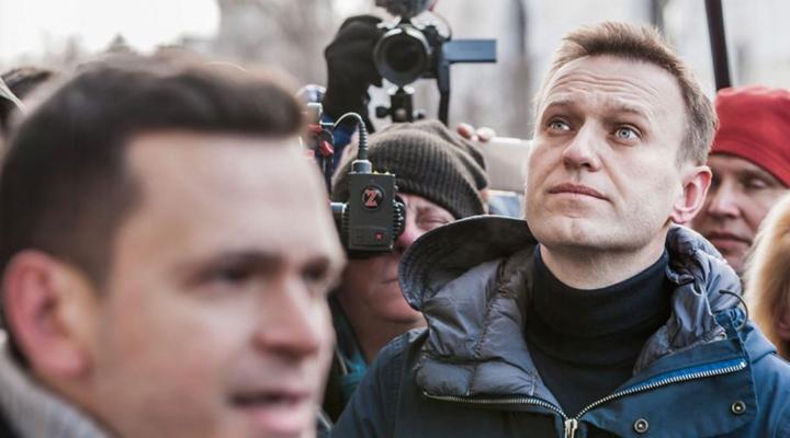 небольшие суммы от частных лиц из США и Испании были зачислены на счет фонда Навального