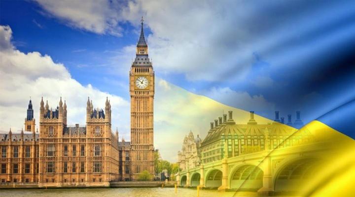 отношения между Украиной и Великобританией после Брексита