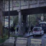 Французька поліція очищає табори мігрантів в північній частині Парижу