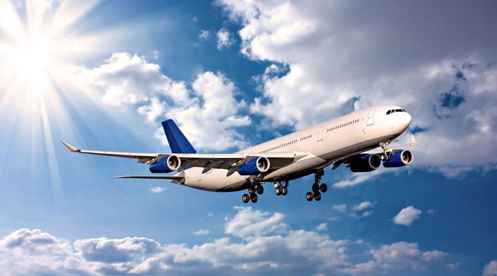 популярність авіатранспорту серед українських громадян