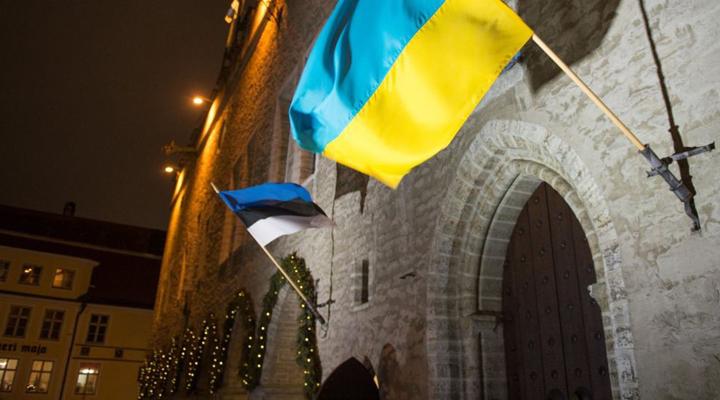 уряд України скасував оформлення безкоштовних віз для громадян Естонії