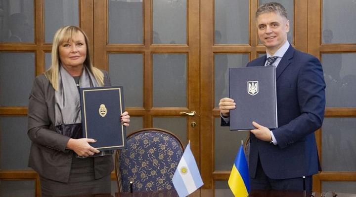 продовження термінів безвізового перебування українців на території Аргентини