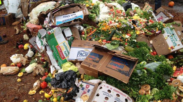 угода про скорочення кількості харчових відходів