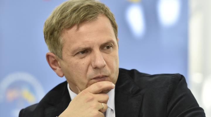 радник президента України Олега Устенко