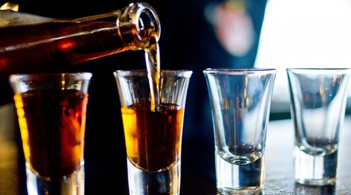 статистика показала уровень потребления алкоголя в странах мира
