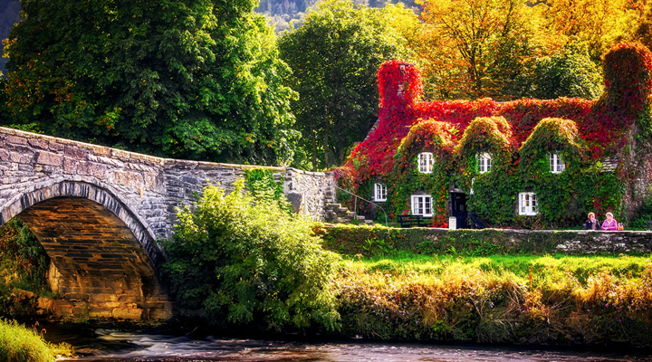 Уэльс –одно из лучших мест, рекомендуемых для посещения в 2020 году