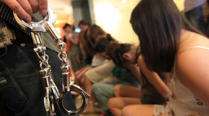 в Британії діяла банда, яка промишляла торгівлею людьми