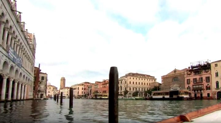 відновлення Венеції після повені
