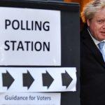 На досрочных парламентских выборах в Великобритании побеждают консерваторы