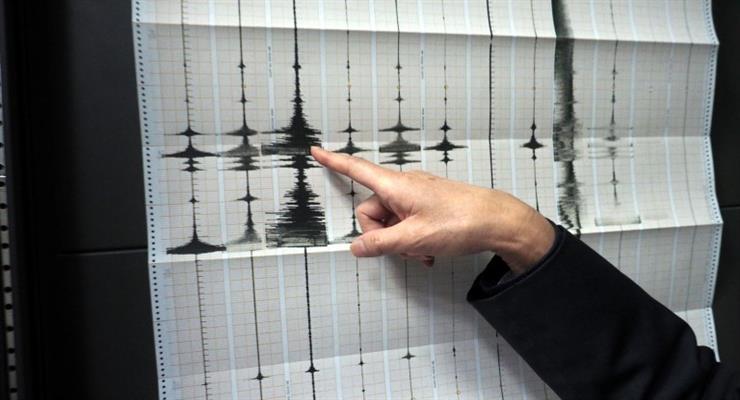 Землетрус в Туреччині