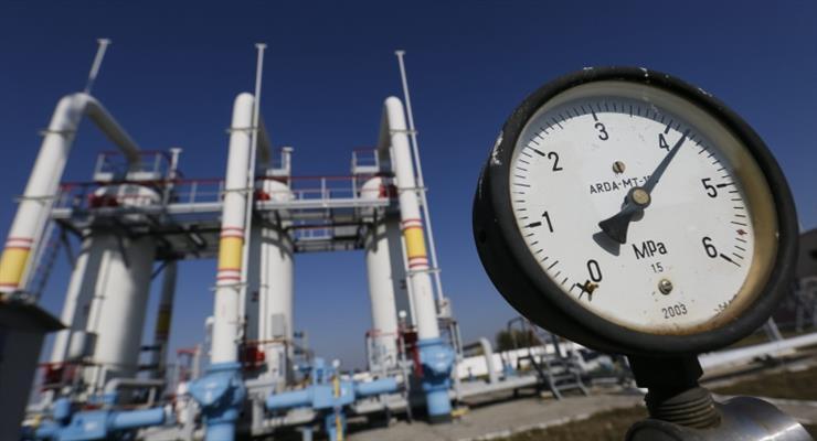 газовый спор между Украиной и Россией