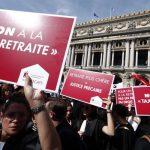 Никакого прорыва после переговоров между правительством и профсоюзами во Франции