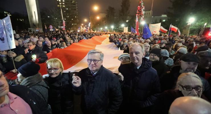 Сейм Польши принял спорную судебную реформу