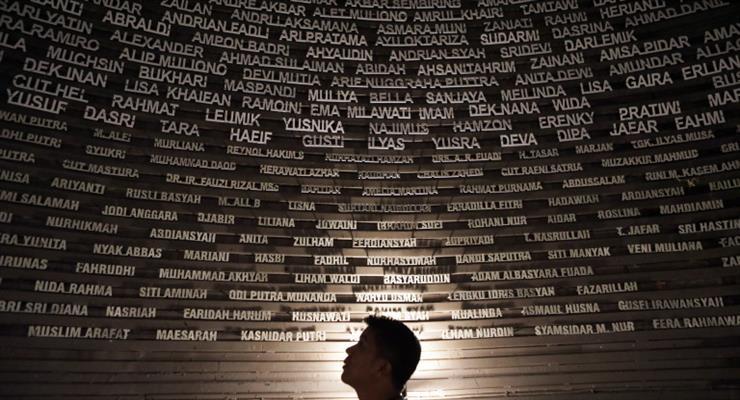 15 лет с момента самого смертоносного цунами