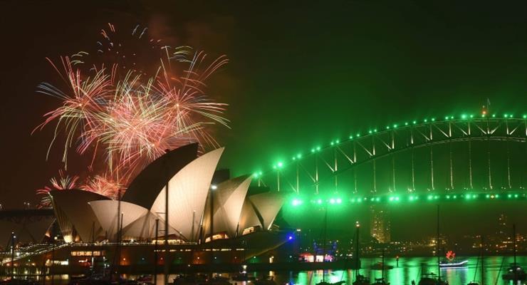 Из-за пожаров в Сиднее требуют отменить фейерверки на новый год
