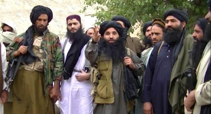 Прекращение огня в Афганистане