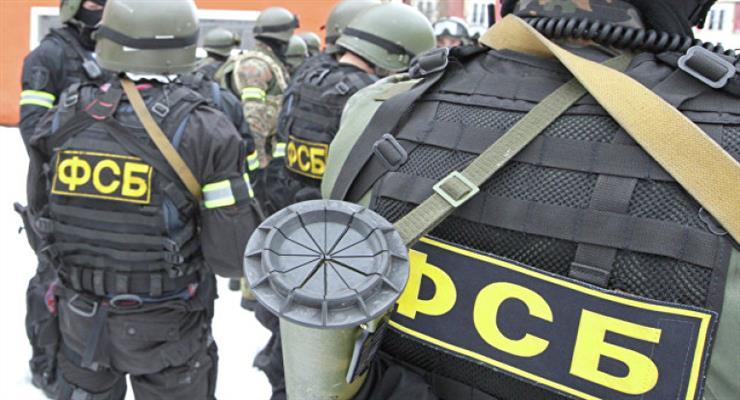 Задержание террористов в Санкт-Перербурге