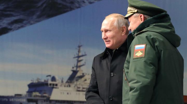 расширение НАТО - угроза для России