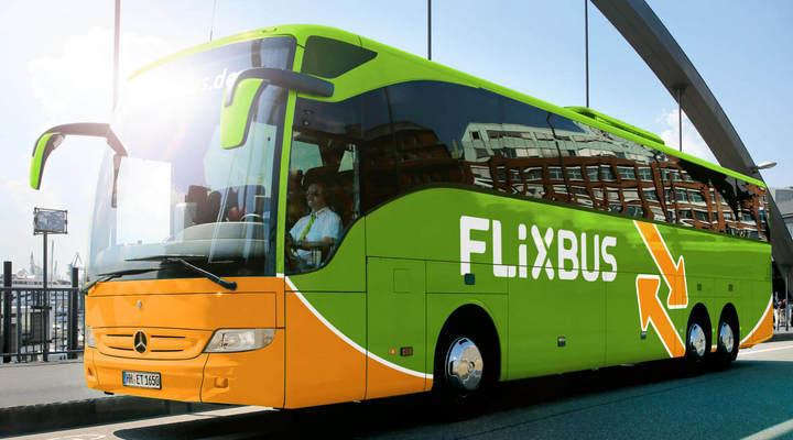 В следующем году FlixBus запустит рейсы из Украины в страны Балтии