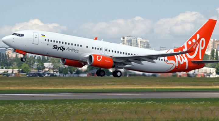 авіакомпанія SkyUp Airlines навесні 2020 року запускає нові регулярні рейси
