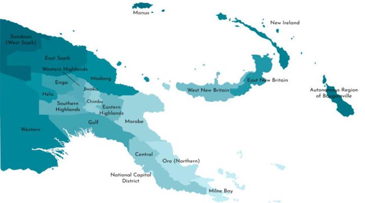 автономний район Бугенвіль голосує за незалежність від Папуа-Нової Гвінеї