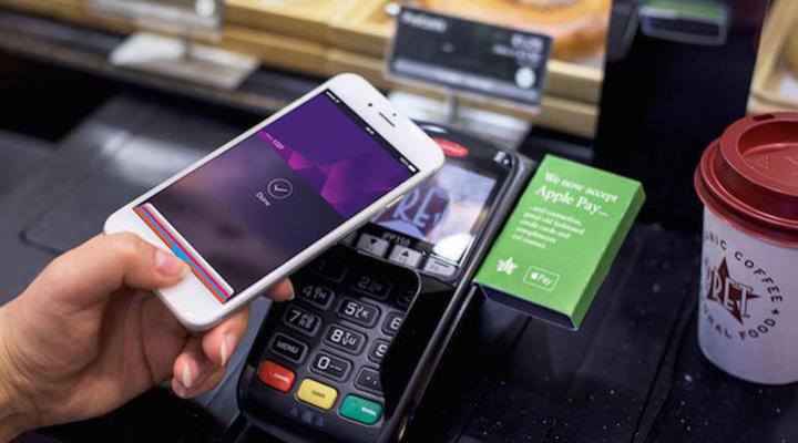 безконтактна оплата за товари і послуги за допомогою NFC пристроїв