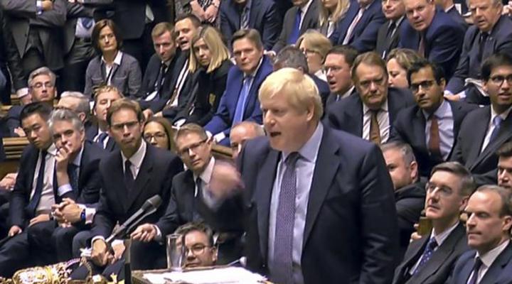 Борис Джонсон планує створення нових міністерств